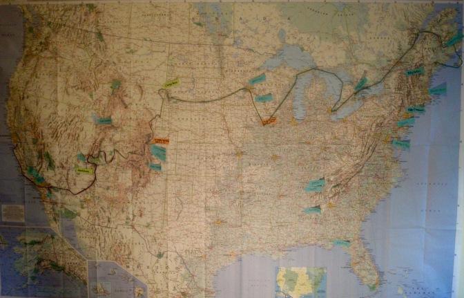 USA route