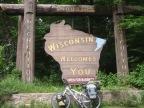 Big Wet Wisconsin Welcome