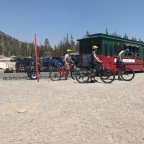 Days off in Mammoth